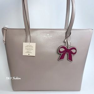 Kate Spade Cassy Large Tote Carryall Bag New